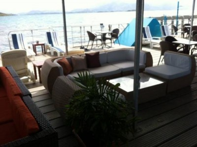 LE PONTON - Restaurant récif Tamanou - Nouméa - Photo 2 - Nouvelle-Calédonie