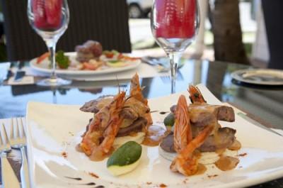 ENTRE TERRE ET MER - Restaurant - Spécialités françaises et poissons - Nouméa - Photo 3 - Nouvelle-Calédonie