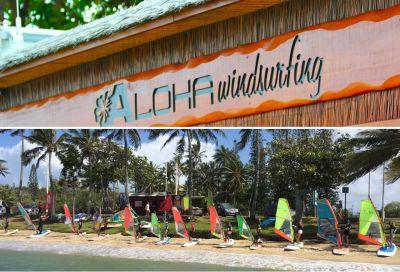 ALOHA WIND SURFING - École de planche à voile et location - Nouméa - Photo 1 - Nouvelle-Calédonie