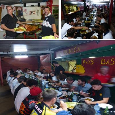 LE FRONTON ETCHEKHAN - Bar, Restaurant - Amicale basque - Nouméa - Photo 5 - Nouvelle-Calédonie