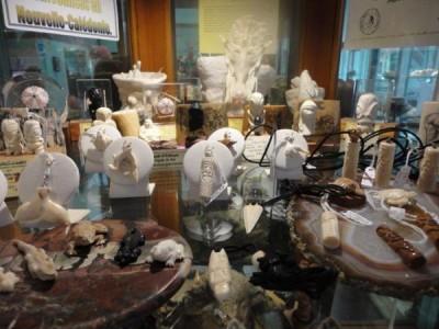 Caldoshell's Création - Bijoux et Sculpture corail noir - Dents de Mégalodon - Nouméa - Photo 2 - Nouvelle-Calédonie