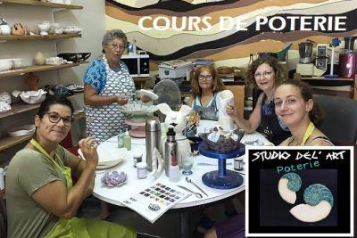 STUDIO DEL' ART - Tableaux de sable & Cours de poterie - Nouméa - Photo 1 - Nouvelle-Calédonie