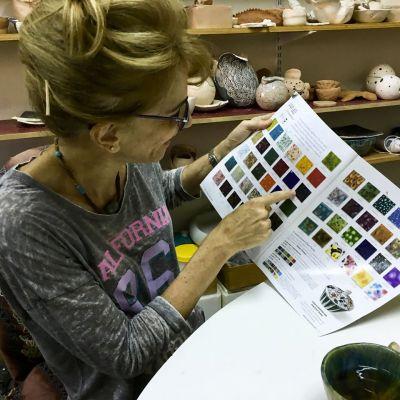 STUDIO DEL' ART - Tableaux de sable & Cours de poterie - Nouméa - Photo 3 - Nouvelle-Calédonie