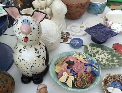 STUDIO DEL' ART - Tableaux de sable & Cours de poterie - Nouméa - Photo 5 - Nouvelle-Calédonie