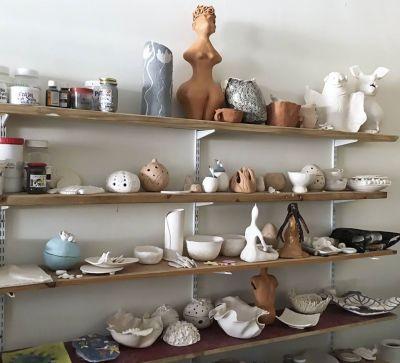 STUDIO DEL' ART - Tableaux de sable & Cours de poterie - Nouméa - Photo 6 - Nouvelle-Calédonie