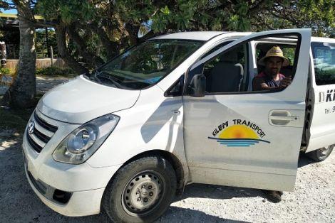 KILEM TRANSPORT - Navette & Tours de l'île - Ouvéa