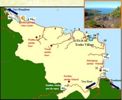 POINT D'INFORMATION de TOUHO - Nouvelle-Calédonie - Photo 2 - Nouvelle-Calédonie