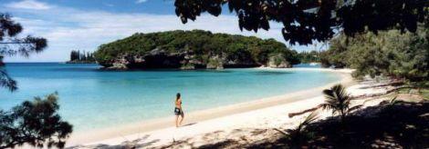 Baie de Kanuméra - Ile des Pins