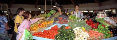 Marché  Municipal de Nouméa