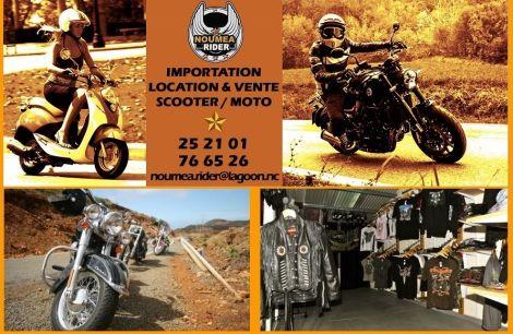 NOUMEA RIDER - Location et vente motos et Scooters - Nouméa
