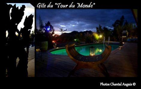 LE TOUR DU MONDE - le gîte des voyageurs en NC - Dumbéa/Païta