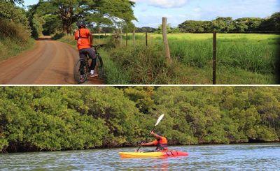 CAMPING DE TIPENGA - Location de Jet ski, kayak, paddle, VTT - Pouembout - Photo 2 - Nouvelle-Calédonie