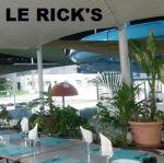 LE RICK'S - Snack, Restaurant - Piscine de Koutio - Dumbéa - Nouvelle-Calédonie