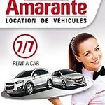 AMARANTE - Location de voiture et utilitaires - Nouméa - Nouvelle-Calédonie