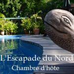 ESCAPADE DU NORD  - Chambre d'hôte - Koumac - Nouvelle-Calédonie