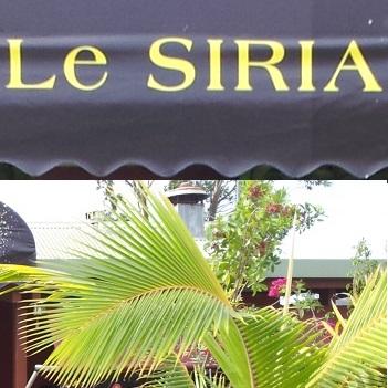 LE SIRIA - Restaurant & Snack - Ducos  Noum�a
