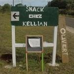SNACK CHEZ KELLIAN - VAO - ILE DES PINS - Nouvelle-Calédonie