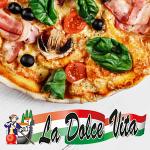 Pizzeria LA DOLCE VITA -  Restaurant italien - Pizzas au feu de bois,livraison ou à emporter -  Nouméa - Nouvelle-Calédonie