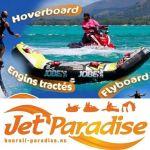 JET PARADISE - Jetski, flyboard, hoverboard, Jet à bras,  bouée tractée à Poé - Bourail - Nouvelle-Calédonie
