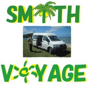 SMITH VOYAGE / NC Transport - Navette conventionnée aéroport - Nouméa
