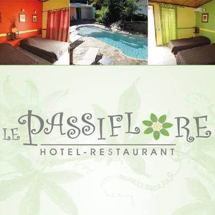 LE PASSIFLORE - Hôtel, Restaurant -  Koumac