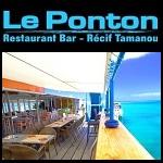 LE PONTON 2 - Base nautique Récif de Tamanu - Embarquement Nouméa