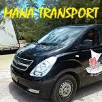 MANA TRANSPORT -  Excursions et Taxi  - Ile des Pins - Nouvelle Calédonie - Nouvelle-Calédonie