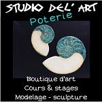 STUDIO DEL' ART - Tableaux de sable & Cours de poterie - Nouméa - Nouvelle-Calédonie