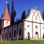 Eglise Notre-Dame de L'Assomption - Ile des Pins - Nouvelle-Calédonie