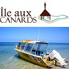 ILE AUX CANARDS - Soirée - Transfert taxi boat Ile aux Canard & Ilot Maître - Nouméa