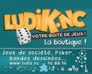 LUDIK NC - Vente de jeux & Soirées - Nouméa