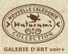 GALERIE NATURAMI - Galerie d'Art Calédonien -  Artisanat - Nouméa