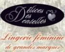 DÉLICES DES DENTELLES - Lingerie féminine - Nouméa