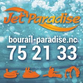 JET PARADISE - Jetski, flyboard, hoverboard, Jet à bras,  bouée tractée à Poé - Bourail
