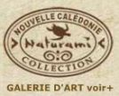 GALERIE NATURAMI - Galerie d'Art Calédonien -  Artisanat - Mont Dore