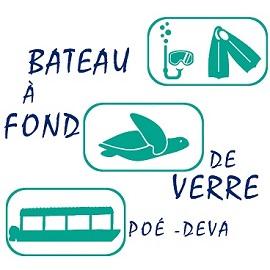 BATEAU À FOND DE VERRE & RANDONNÉE PALMÉE - PLAGE DE POÉ-DÉVA - Bourail