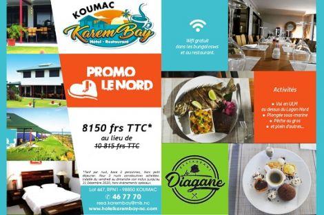 HOTEL KAREM BAY - Koumac
