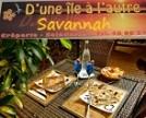D'UNE  ILE A L'AUTRE - Restaurant, Spécialité de la mer - Païta - Nouvelle-Calédonie